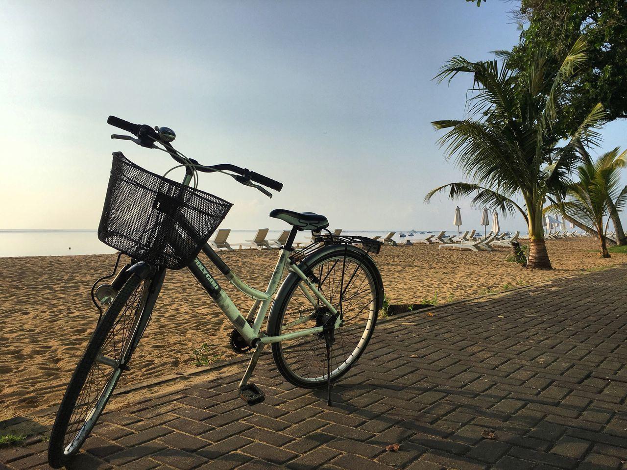Goodmorning :) Morningactivity Cycling Beach Beachphotography Freedom Enjoying Life Bali Sanur Livethemoment Sunrise Travel Photography