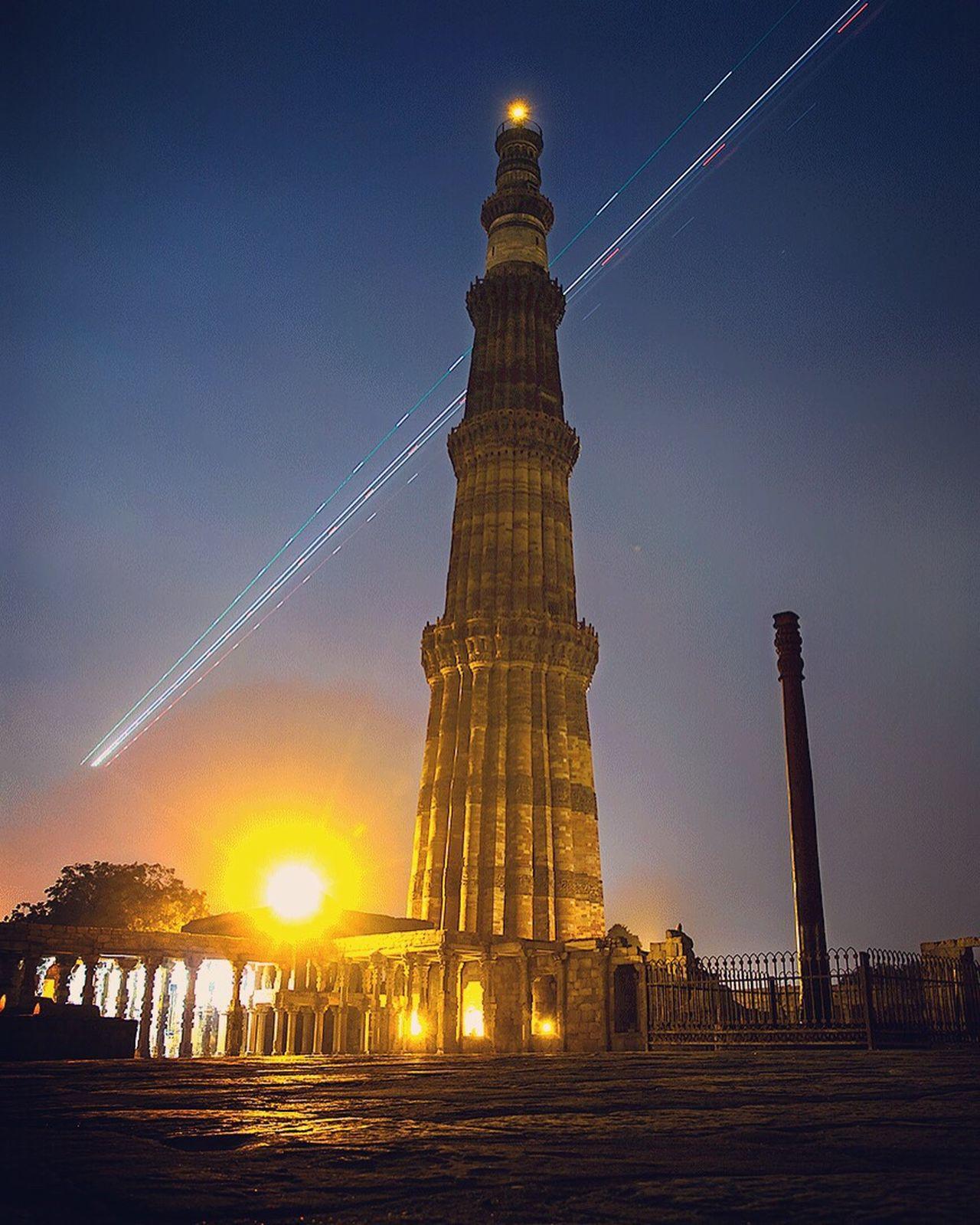 Check This Out Qutabminar Lighttrails Nightphotography Longexposure Longexposurephotography Delhi DelhiGram Delhidiaries Delhimonument Indianhistory Indianheritage Mustvisit