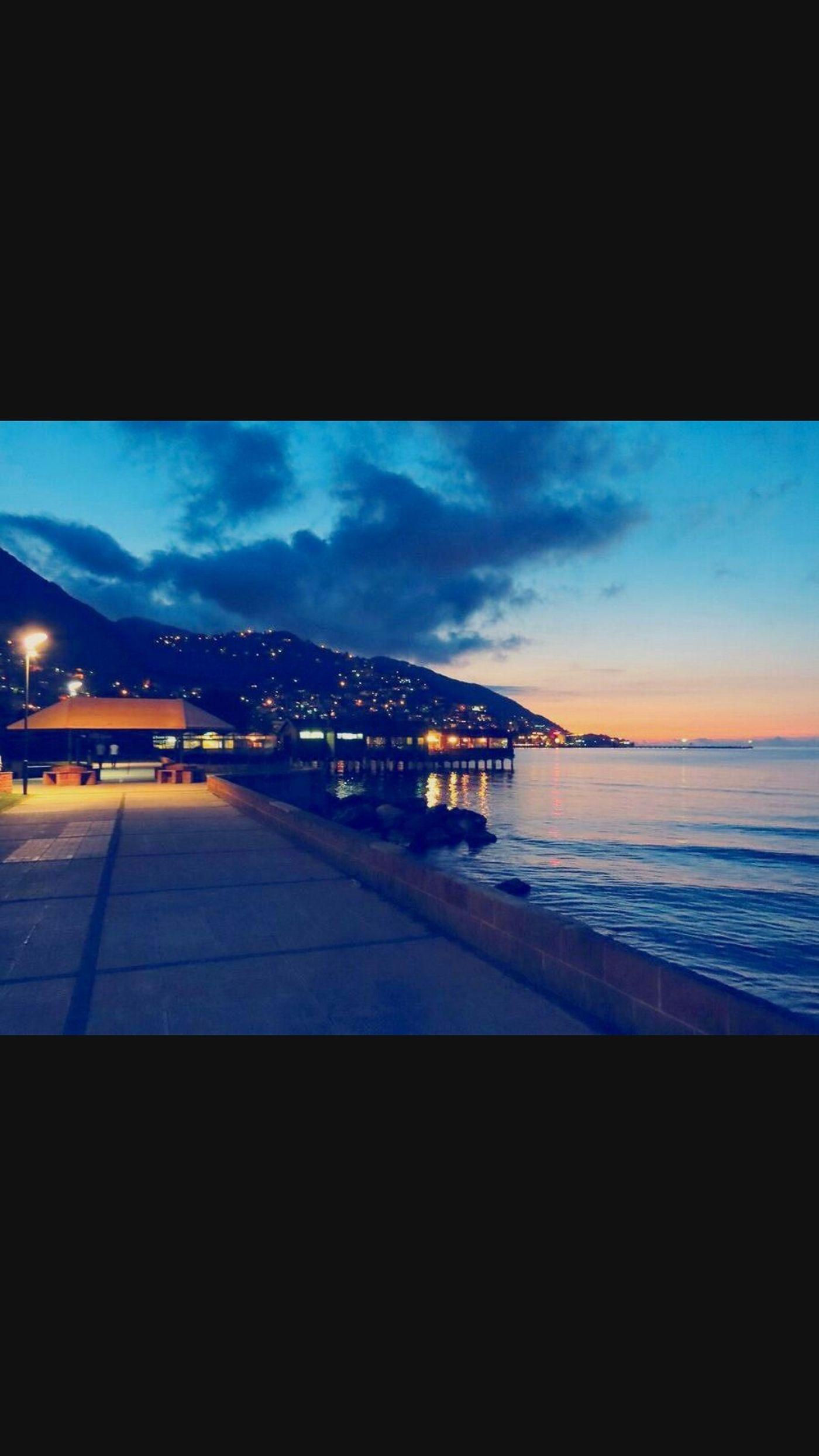 Ordu Beach Sunset Blacksea Turkey Karadeniz Altinordu Sea Relaxing Hanging Out