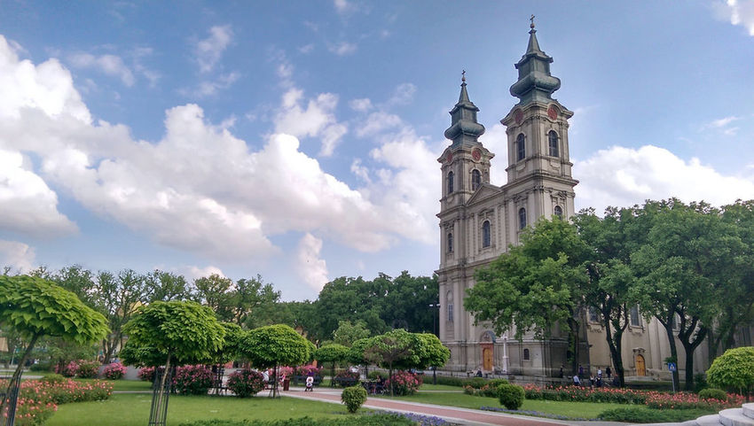 Cathedral in Subotica, Serbia, Vojvodina First Eyeem Photo