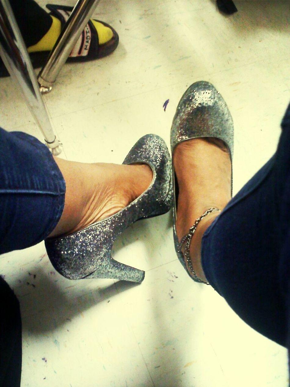 Heels Of Da Day #Guess #Sparkles #Ms #MagicCity lls