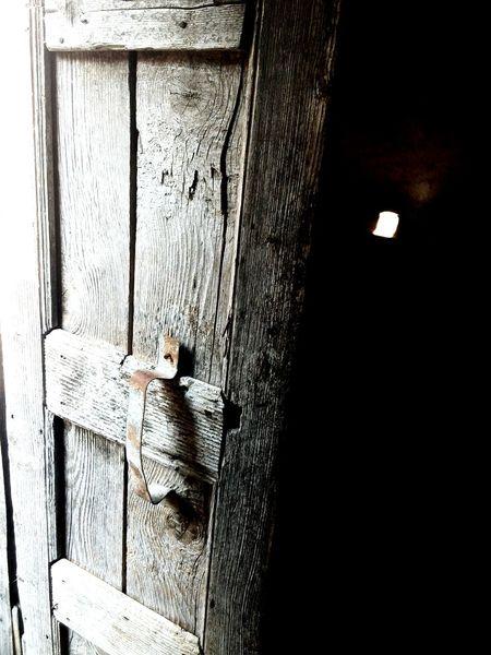 Childhood Memories Petalidi Backyard Door