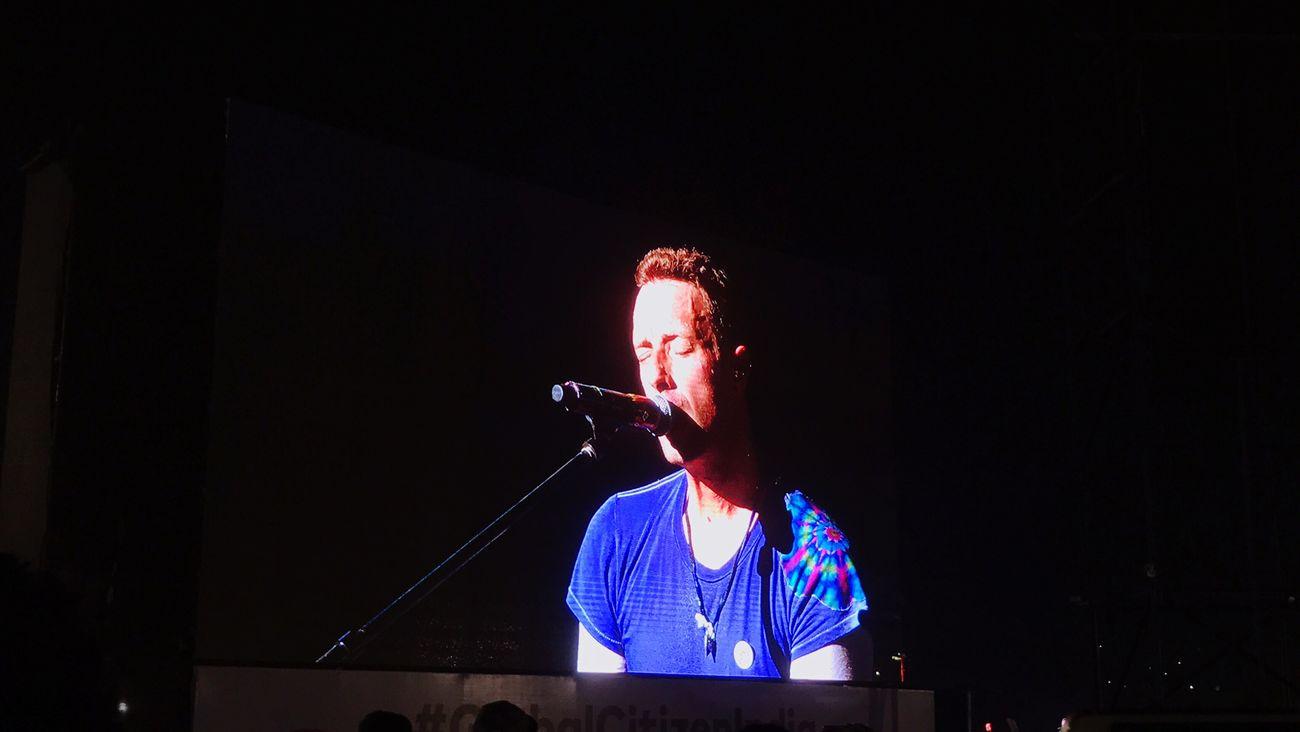 Coldplay Concert  Mumbai ChrisMartin 👌 Music