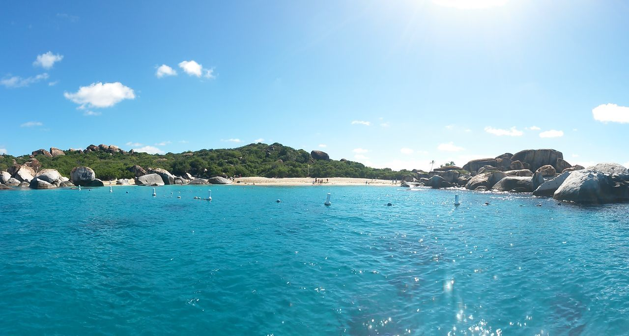 Crystal Clear Waters Relaxing Tranquil Scene Travel Destinations Tropical Virgin Gorda Virgin Gorda Ba Virgin Gorda Baths