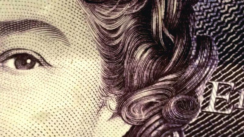 £20 Note Money Bank Of England Banknote Queen Spend Eye