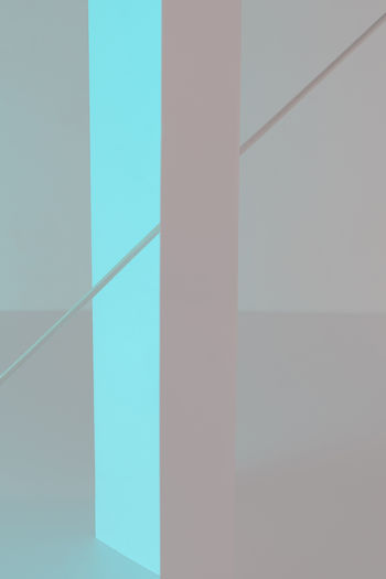 ComplementaryContrast Pink Abstract Anamorphose  Architecture Complementary Colors Installation Minimalism Object Pastel