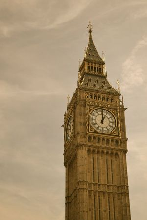 Big Ben Westminster London Clock Tower
