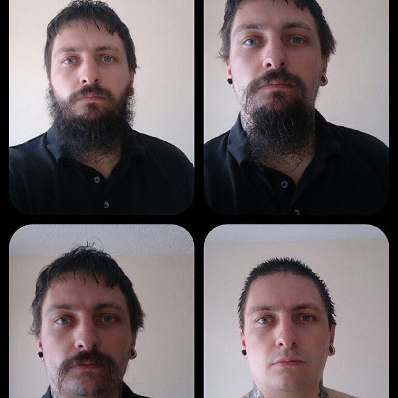 Beard Gone 10yearsyounger Growingitback whydidishave @bryce_torrance