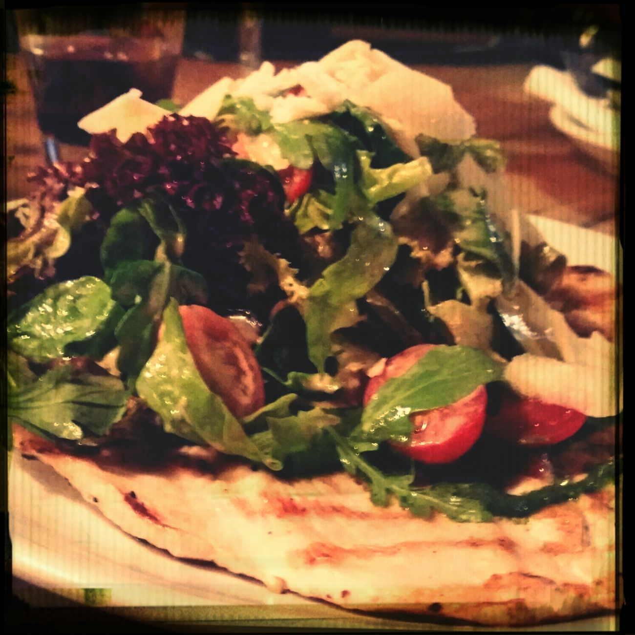 Epic salad Enjoying A Meal rubirosa Eating First Eyeem Photo