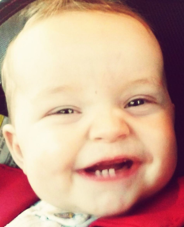 Love My Newphew New Teeth All Smiles ツ Da Luv Of My Life!!