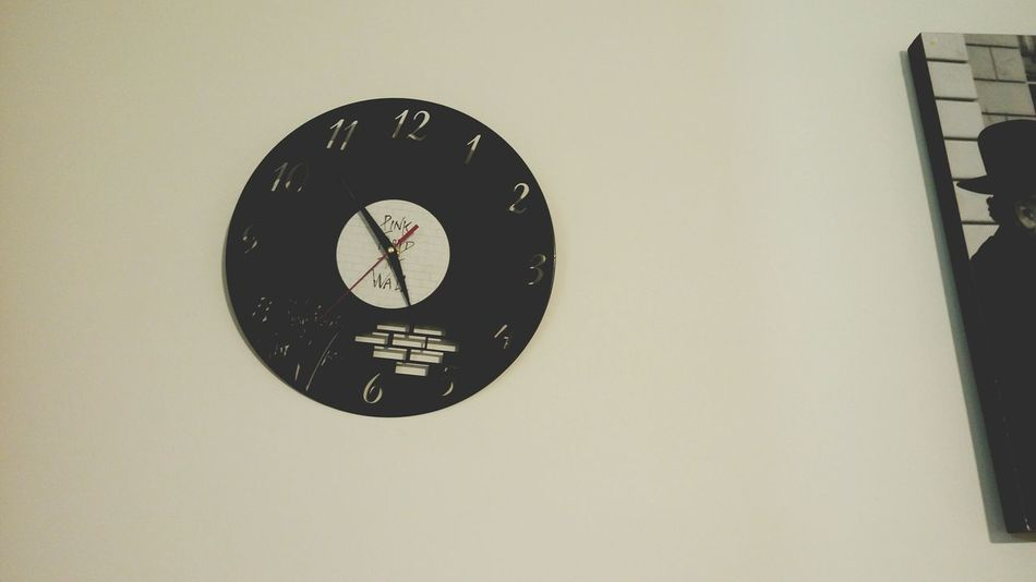 The time flies, but music never dies... Clock Time Music Time Music Clockwise Satisfaction Perpetual Pink Floid