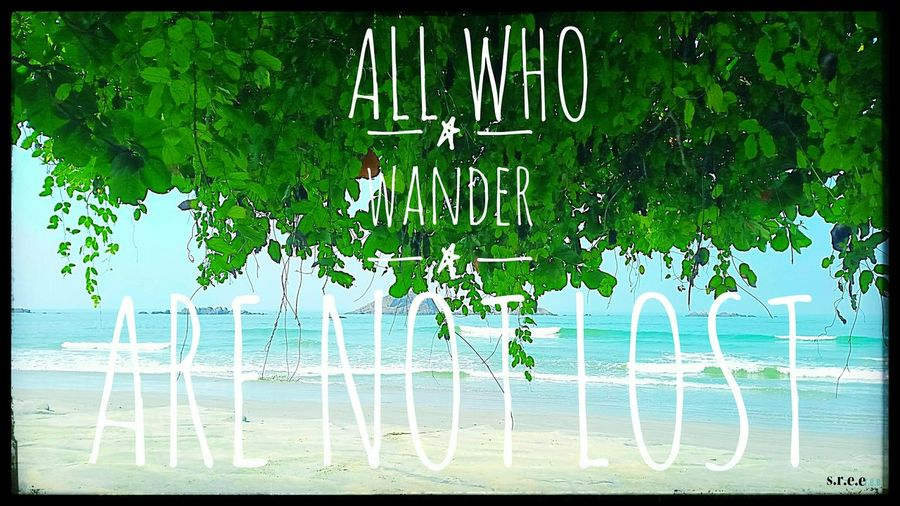 All.. wHo.. waNdEr👣.. ArE.. nOt❌ LOST... Wanderlust No People Outdoors Tree EyeEm Nature Lover Sea And Sky Beach Photography Nature Lover Seaside_collection Kerala The Gods Own Country ;) Beauty In Ordinary Things EyeEmNewHere Beauty In Nature Freshness Nature Rocks And Water Wanderer Travel Moods