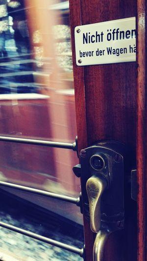 Stuttgart Standseilbahn Cable Car Vintage Vehicles Brass Handle Hidden Gems