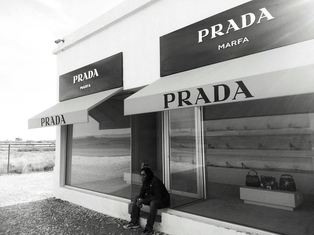 Prada Marfa Marfa Texas Pradamarfa Black And White Enjoying Life Life In Motion From My Point Of View Myjobdoesntsuck