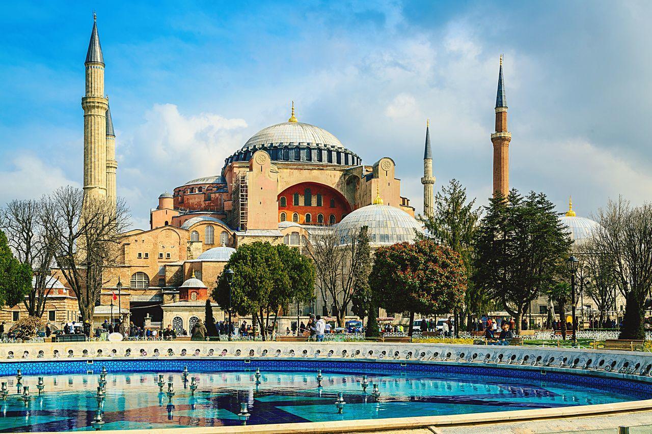 Topkapi Palace Topkapi Istanbul Turkey Travel Turkish Culture Turk Tourism Visit Traveling Mosque