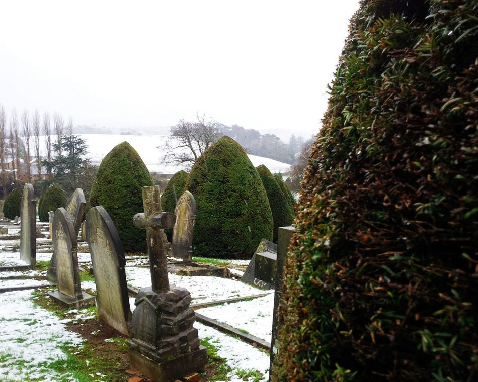 Check This Out Wintertime Snow Minehead United Kingdom Graveyard Collection Grave Graveyard Beauty Eyeem Market Outdoors Eye4photography  Check This Out EyeEm Gallery