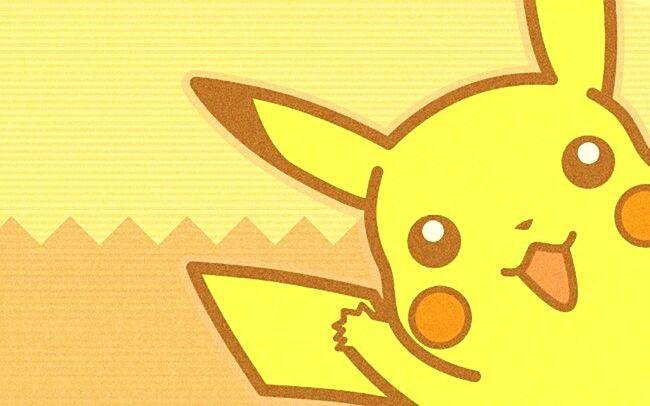 HD Dessin Draw Pokémon Pikachu Background