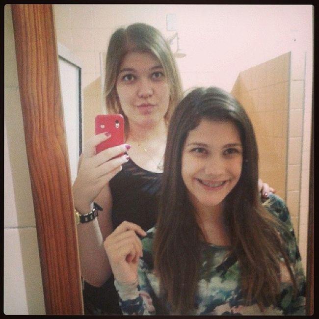 Beleza é de familia! @isaamaralsilva Recalque Amaral Cousin