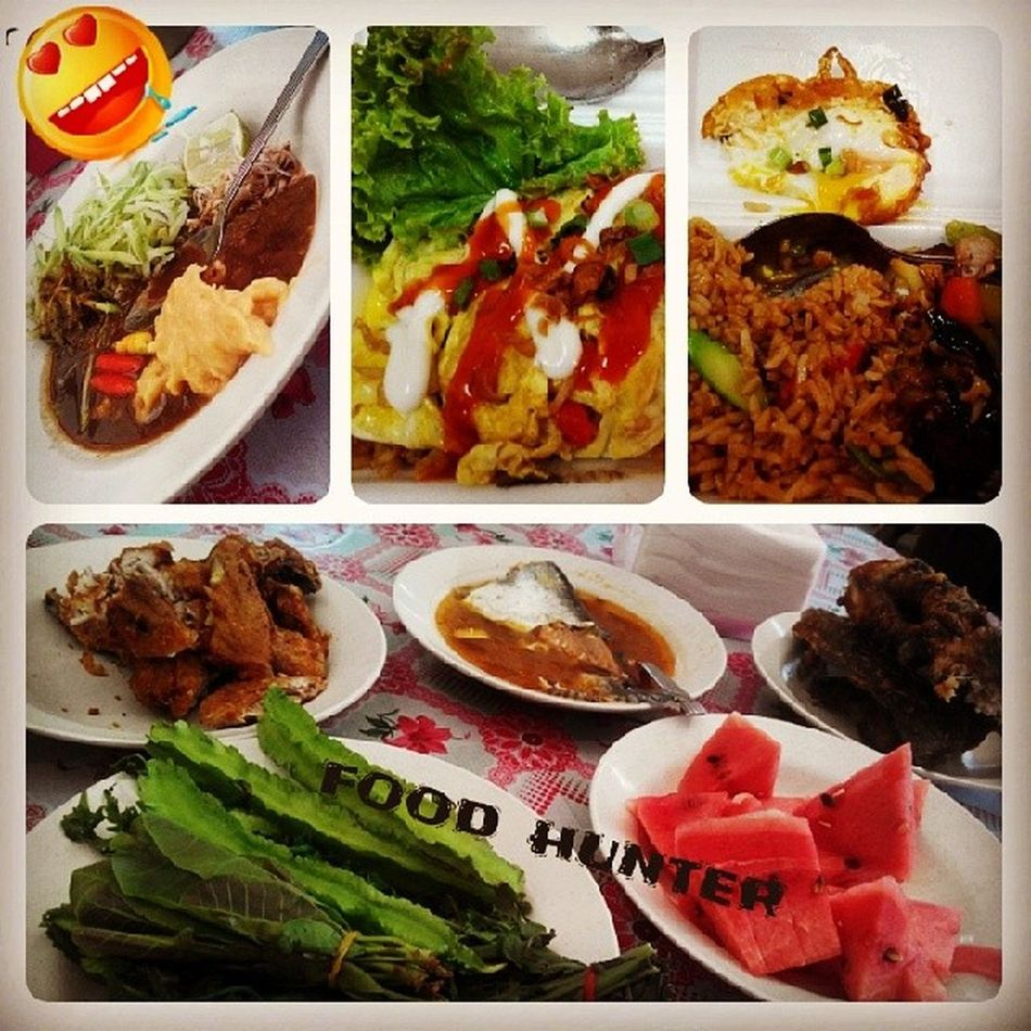 KgKraftangan Alhamdulillah Lunch Dinner bestie nilampuri