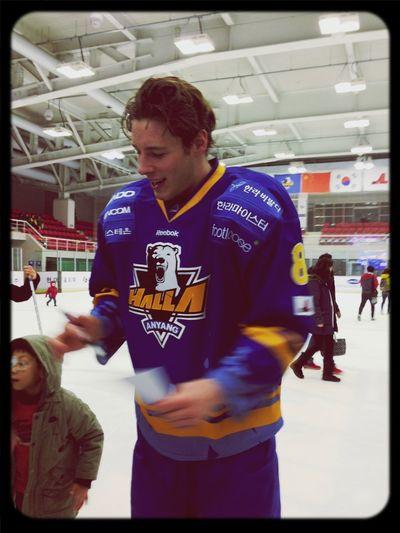 Icehockey Ice Hockey Good Bye