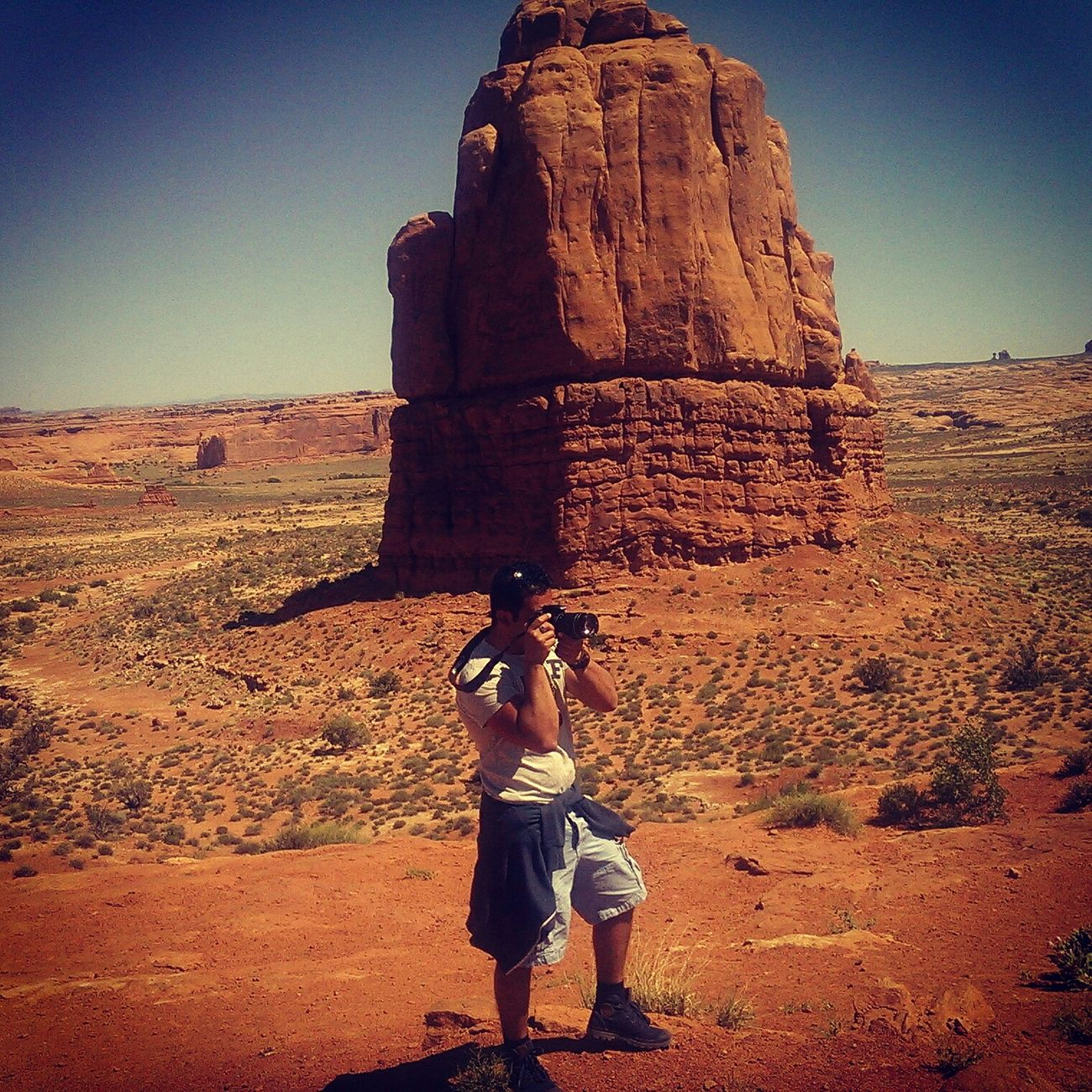 Hey guys I am back ...exploring the American West...many more to come...I missed eyeem and my eyeem frienda Arches National Park, Utah Utah America Exploring Desert Adventure Rock USA Nature EyeEm Nature Lover
