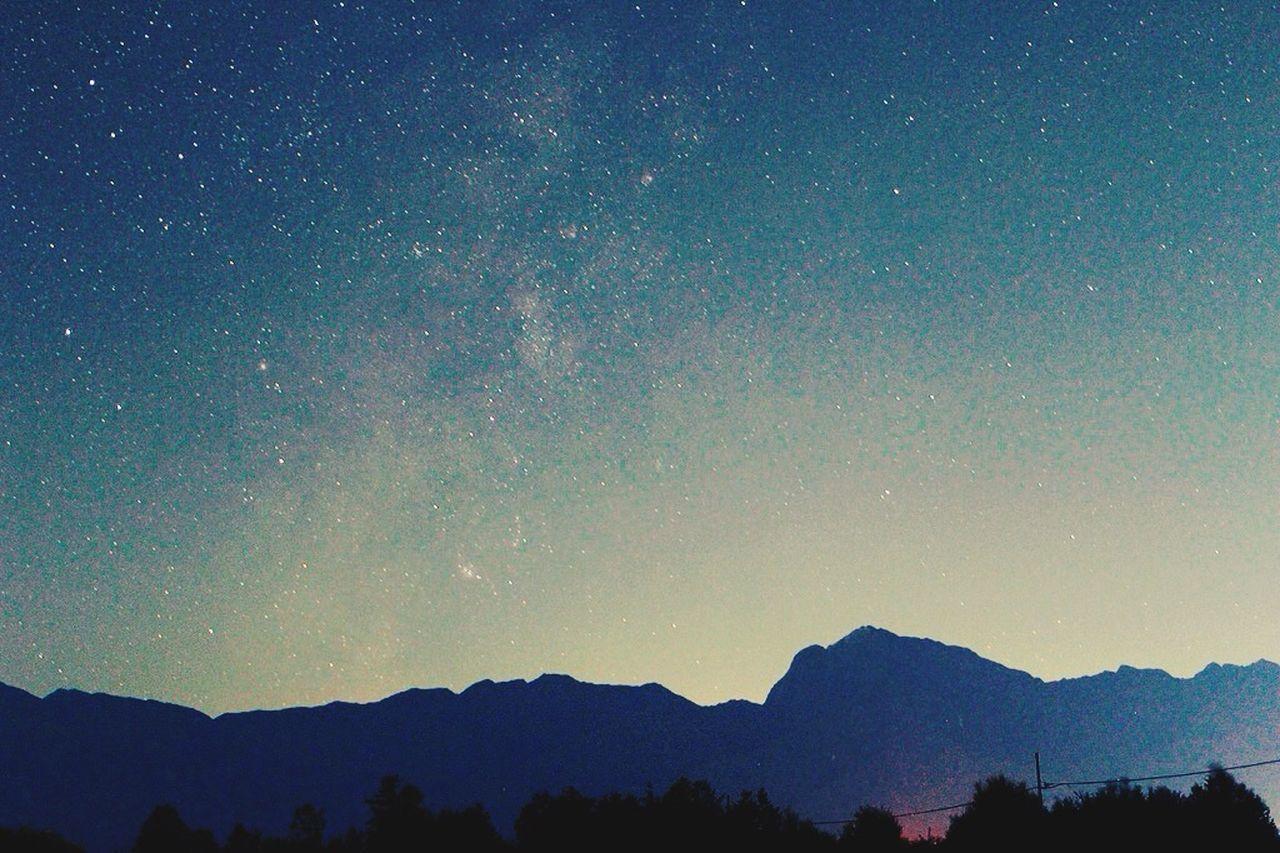 Astrography 星空 天体 Starry Sky Yatsugatake Kaikoma Hokuto Stars Night Milkyway