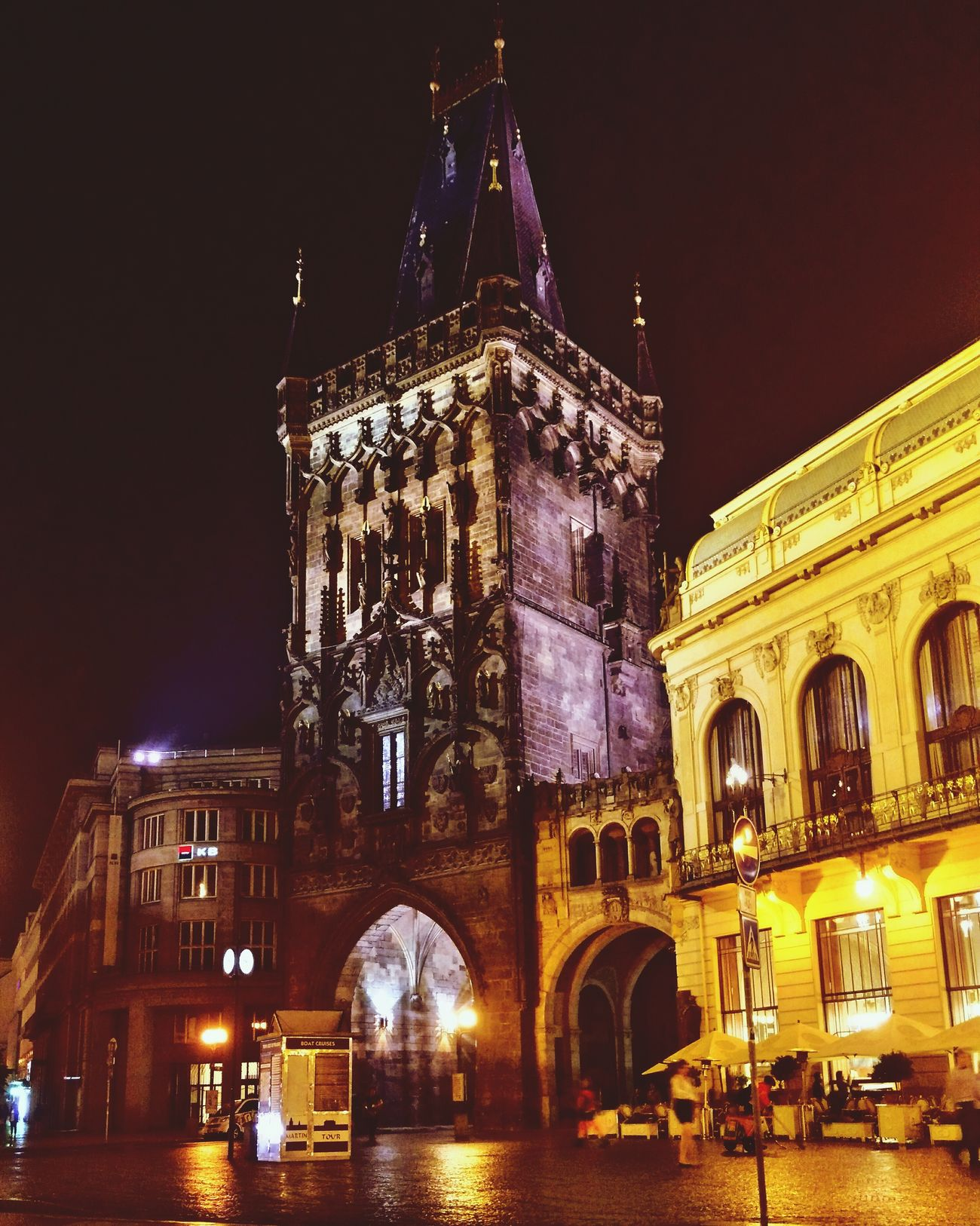Chech Republic Prague♡ Hello World Nightlife Cities At Night Night View Nightphotography Taking Photos Kostel