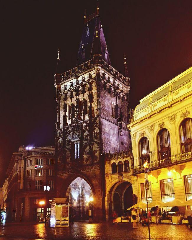 Chech Republic Prague♡ Hello World Nightlife Cities At Night Night View Nightphotography Taking Photos Kostel