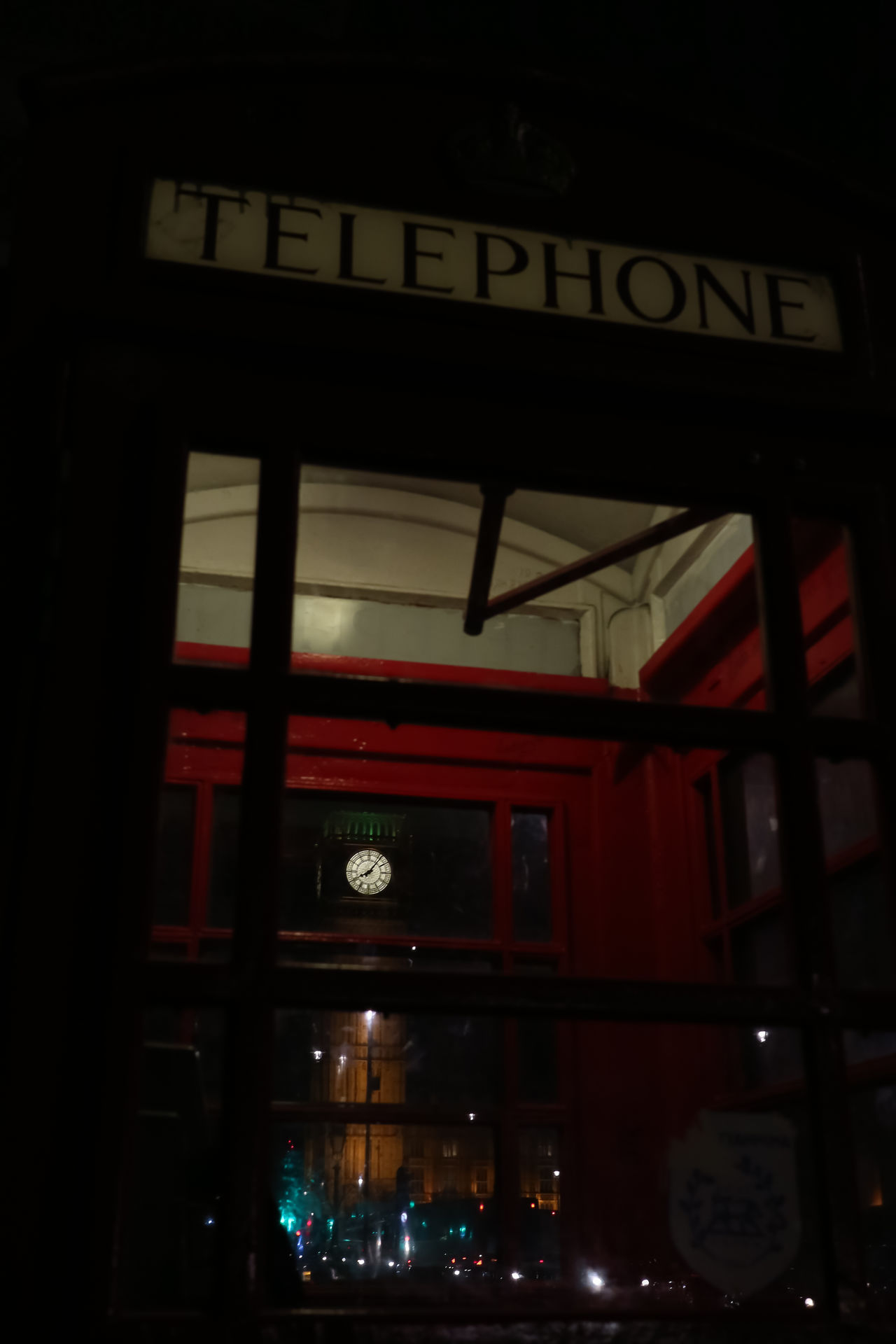 Big Ben Britain Day Icon Inside Out Lamp Lighting London Night Night Lights Nightlife Nightphotography No People Phone Box Red Street Symbol Telephone Telephone Booth Tour Traffic Uk View View From Below Westminster