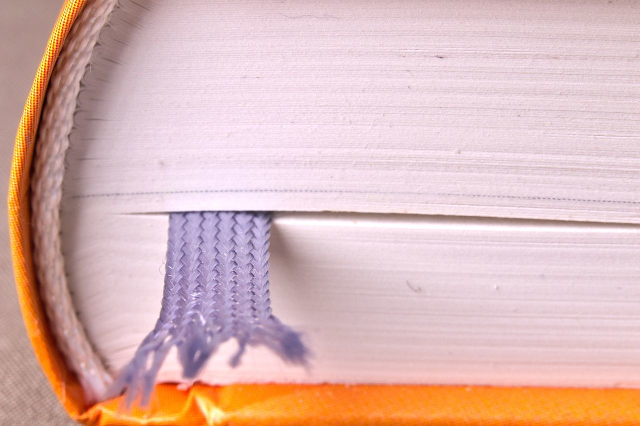 Lernfortschritt Book Bookmark Bookmarker Close-up Learning Learning Progress Lernfortschritt Macro Macro Photography No People Progress Textured