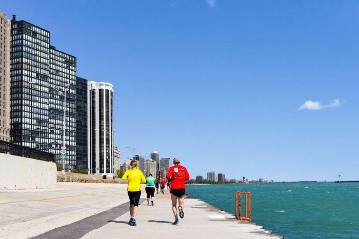Chicago Navy Pier Chicago Architecture
