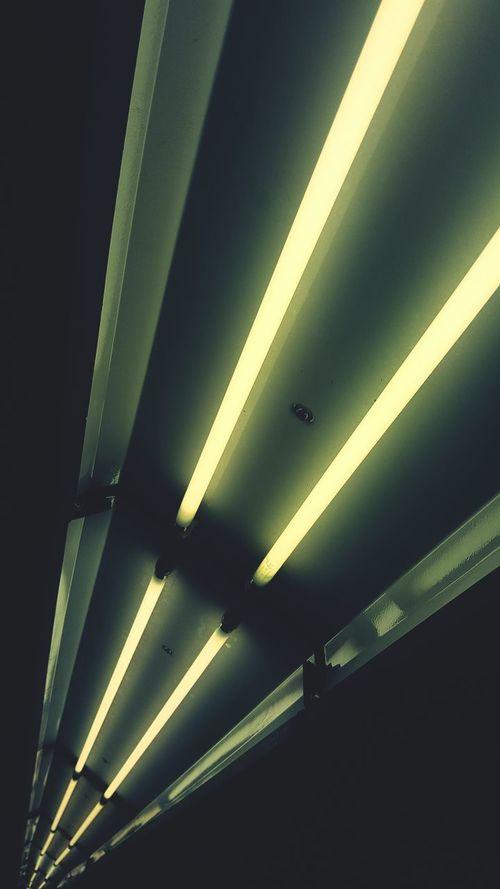 Illuminated Luz City Pattern Light Lines Linhas Reta Caminho Way Juniorpaviatto