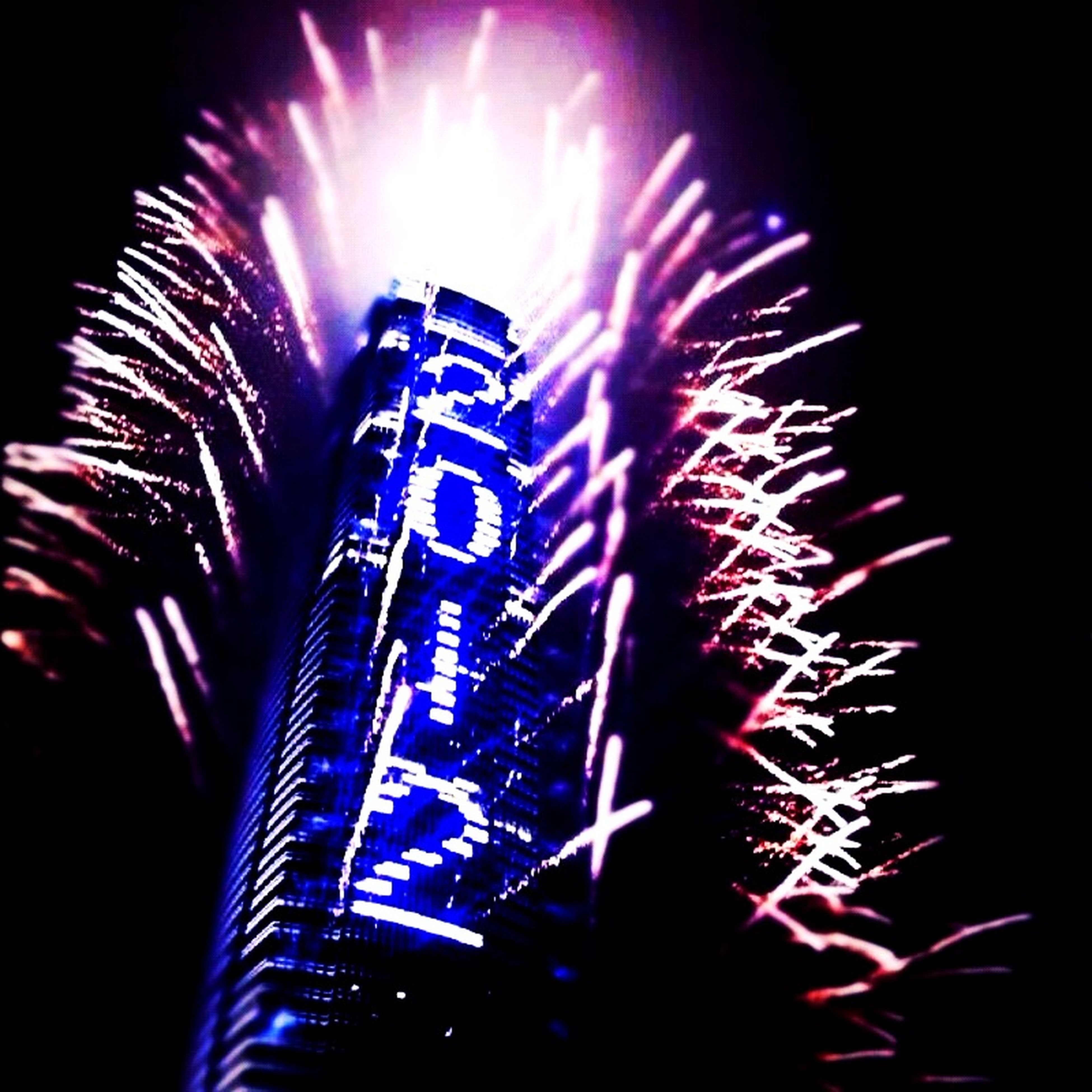 Happy New Year! at IFC Happy New Year!
