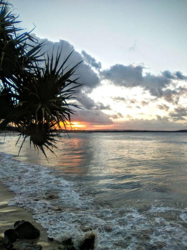 Main beach noosa First Eyeem Photo