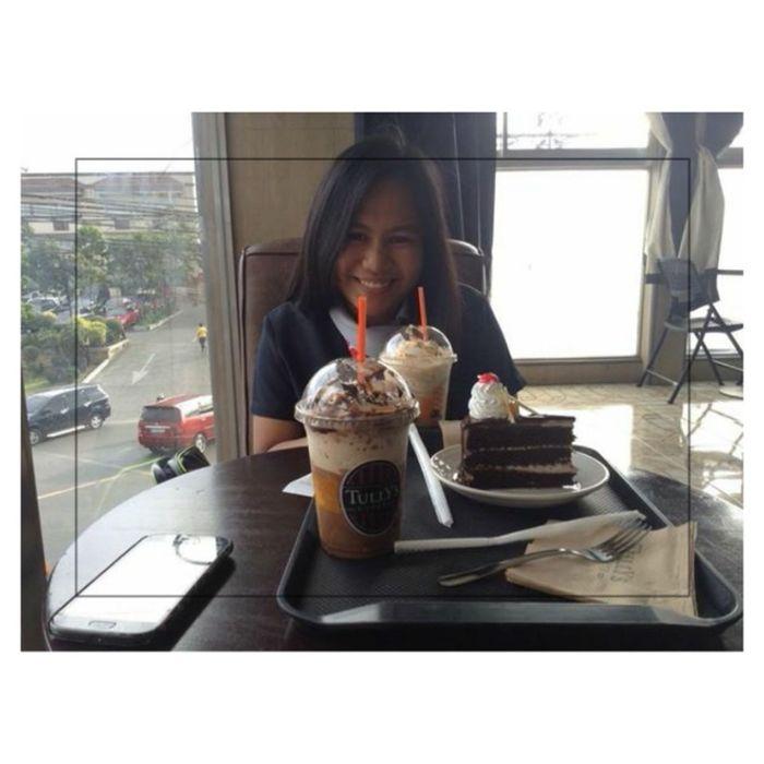 Mocha Frappuccino Huhuhu. Coffee