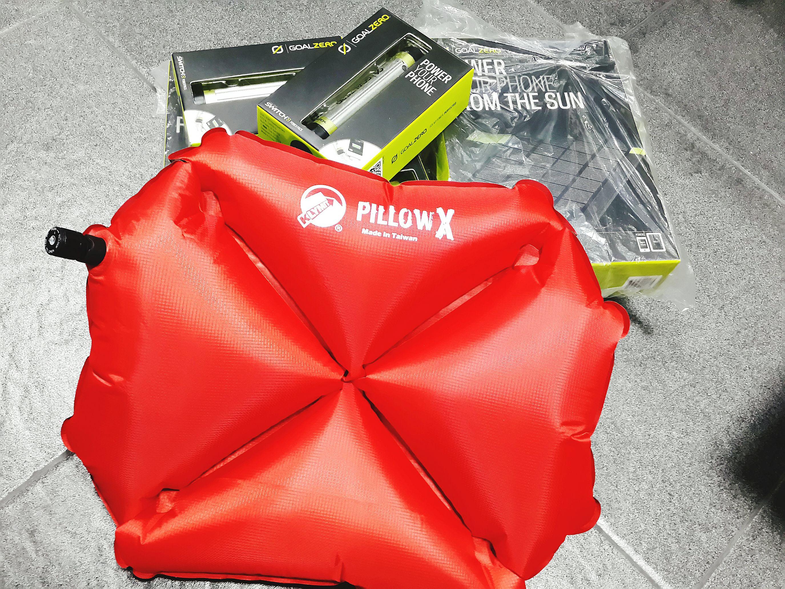 Something you must have, personal equipment.. Bestequipment Goalzero Klymit grab fast !!!?
