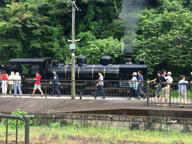 Locomotive for tourism