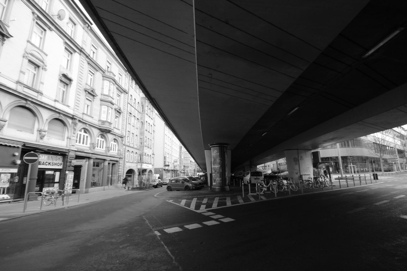Blackandwhite Photography 0711 Schwarzweiß Streetphoto_bw Streetphotography Architecture Under The Bridge Check This Out Tadaa Community EyeEm Best Shots Light And Shadow Benztown Buildings On The Streets