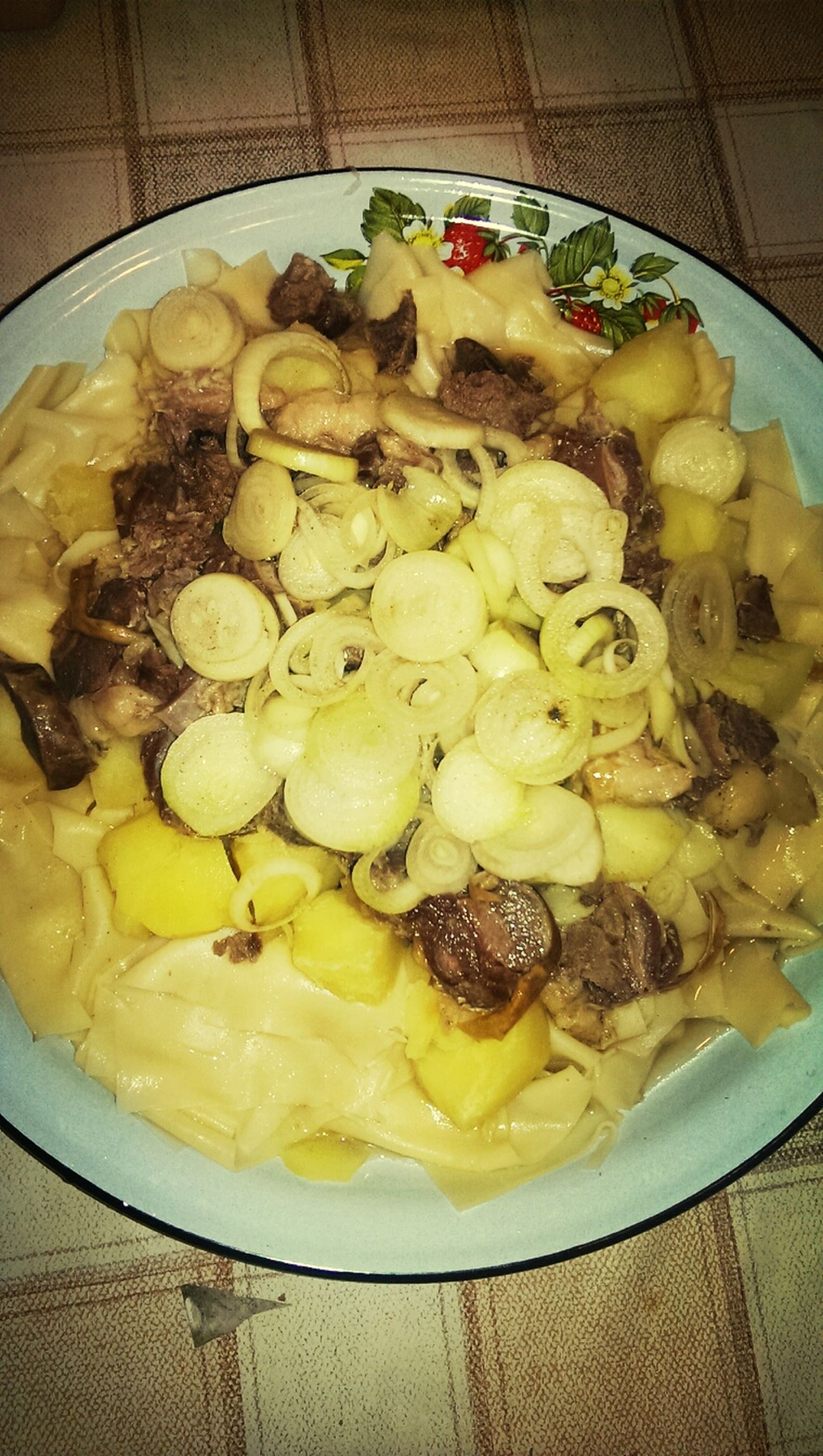 National Food Kazakhstan