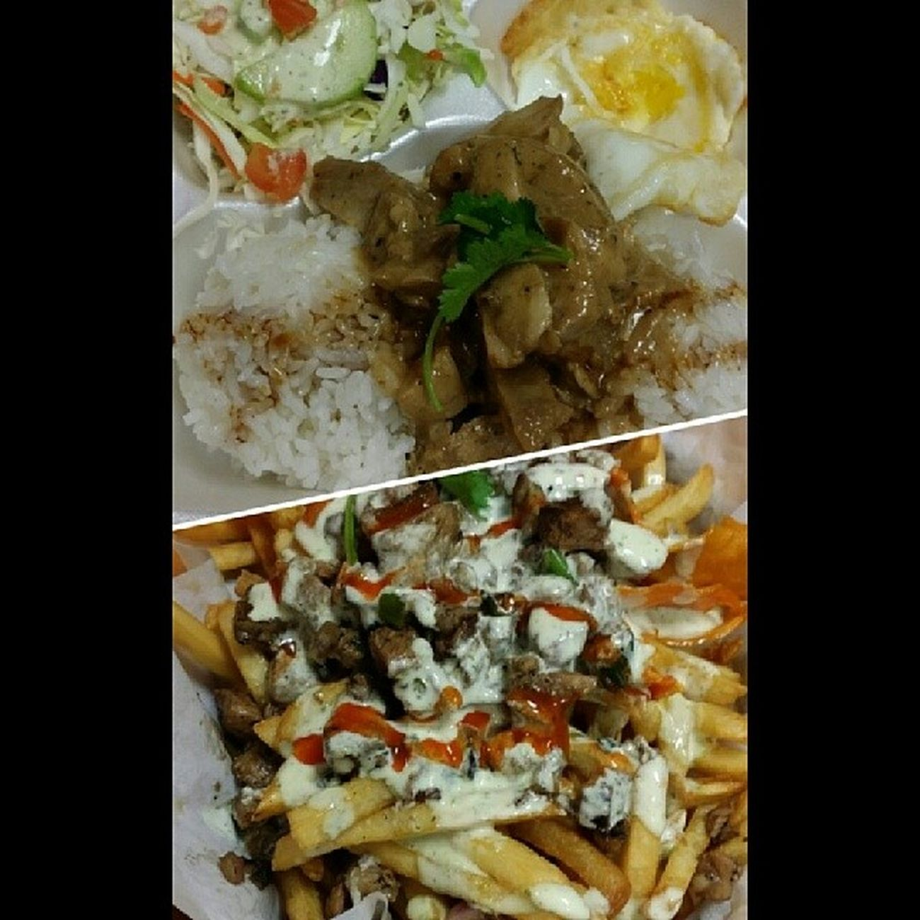 First time trying filipino food Papaurbsgrill Filipino Instafood Dinner asian goodstuff