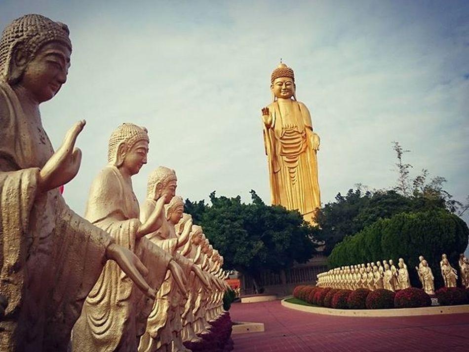 Foguangshan Happynewyear Kaohsiung Taiwan Pagoda Vietnamese