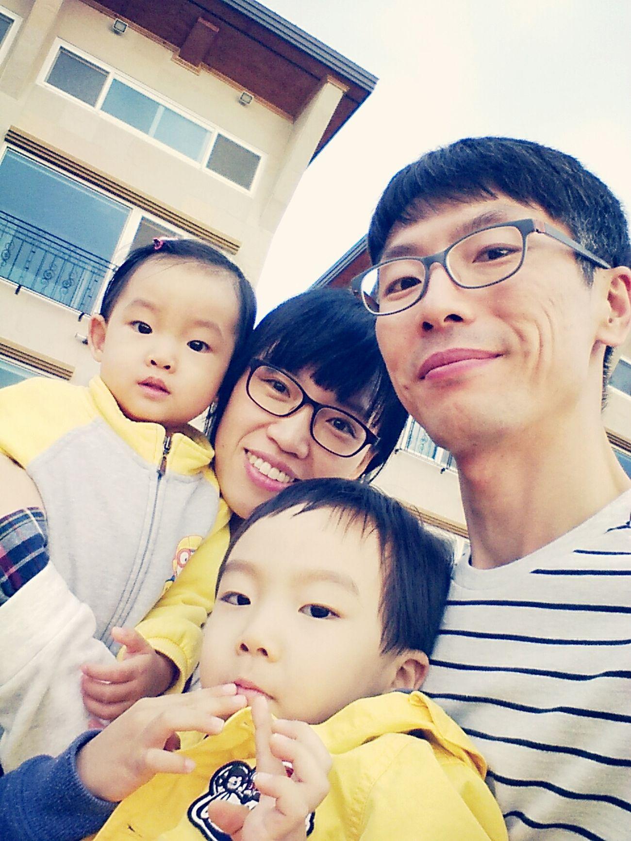 가족여행..행복..