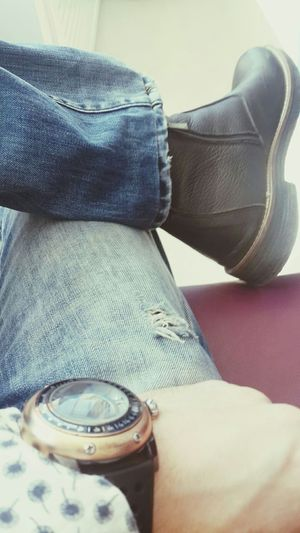 Better Together Watch Enjoying Life Shoes ♥ Street Fashion Hi! Relaxing