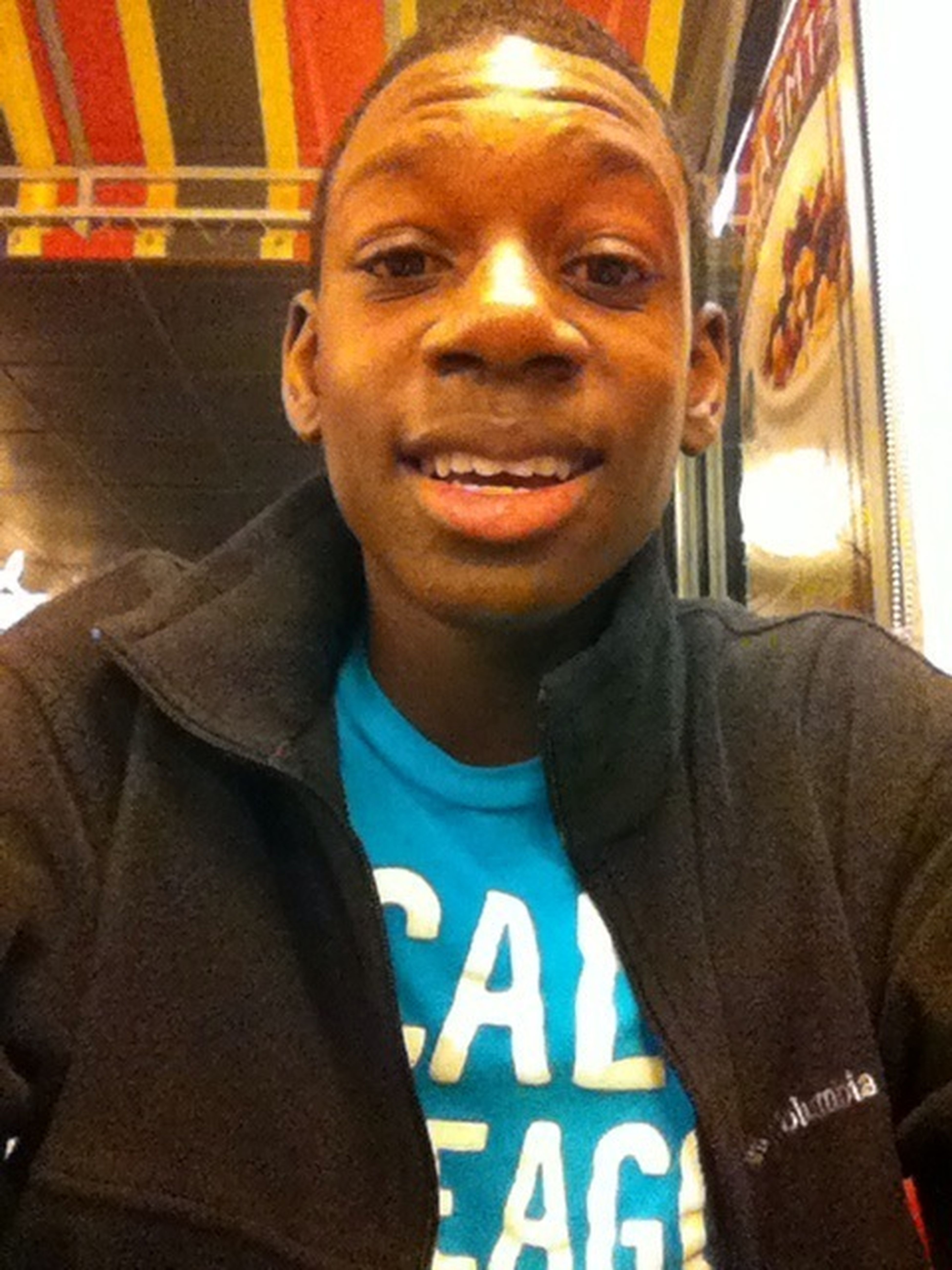 Coolin At Waffle House Last Night!!