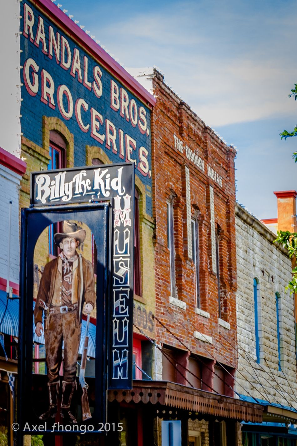 Billy The Kid Western Old West  Old Western Hico Texas Town Old Town Ghost Town Hanging Out