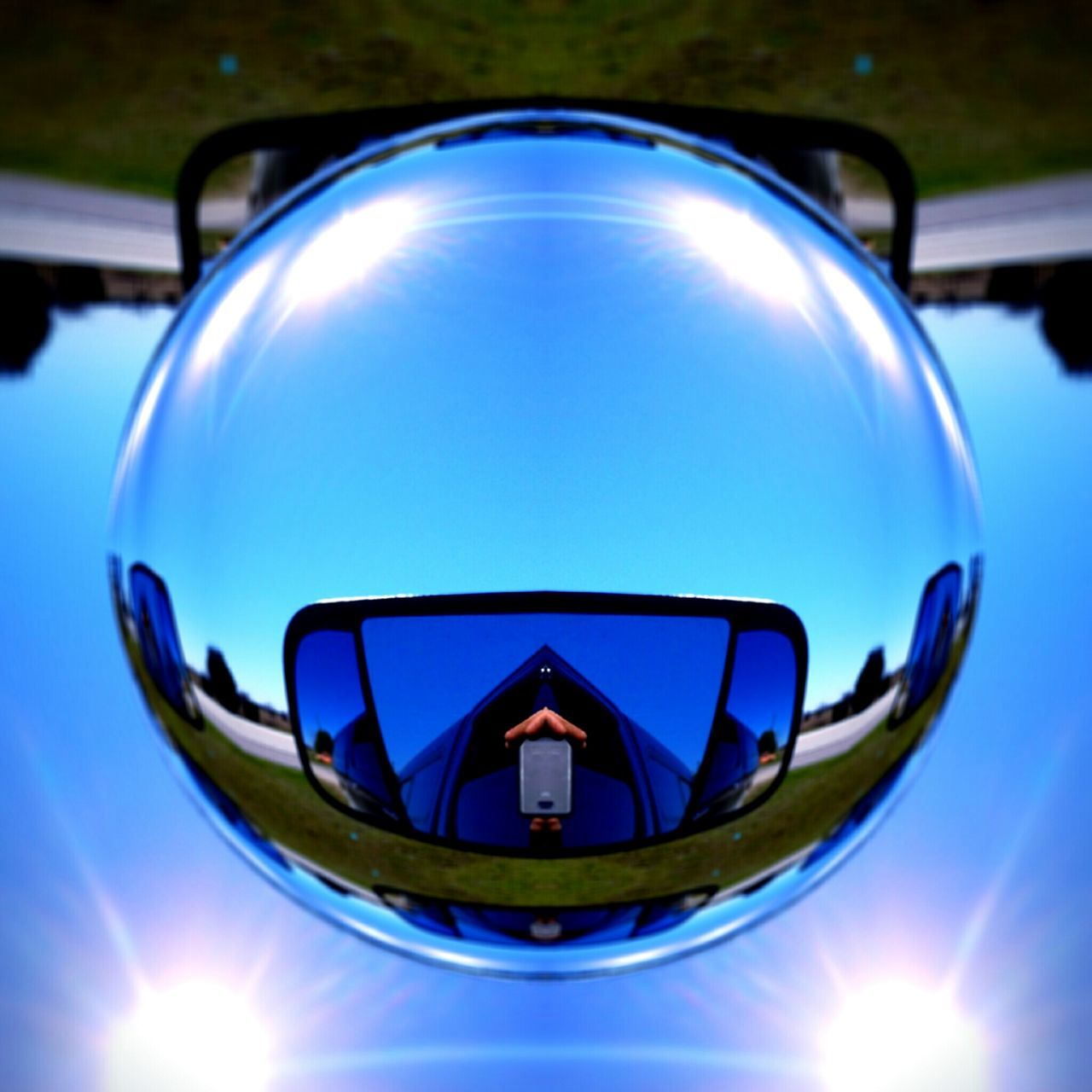 Blue Car Reflection Close-up Front View Side-view Mirror Outdoors Vehicle Mirror No People Day Motorsport Abstract Mirror Reflection EyeEmNewHere Hello World