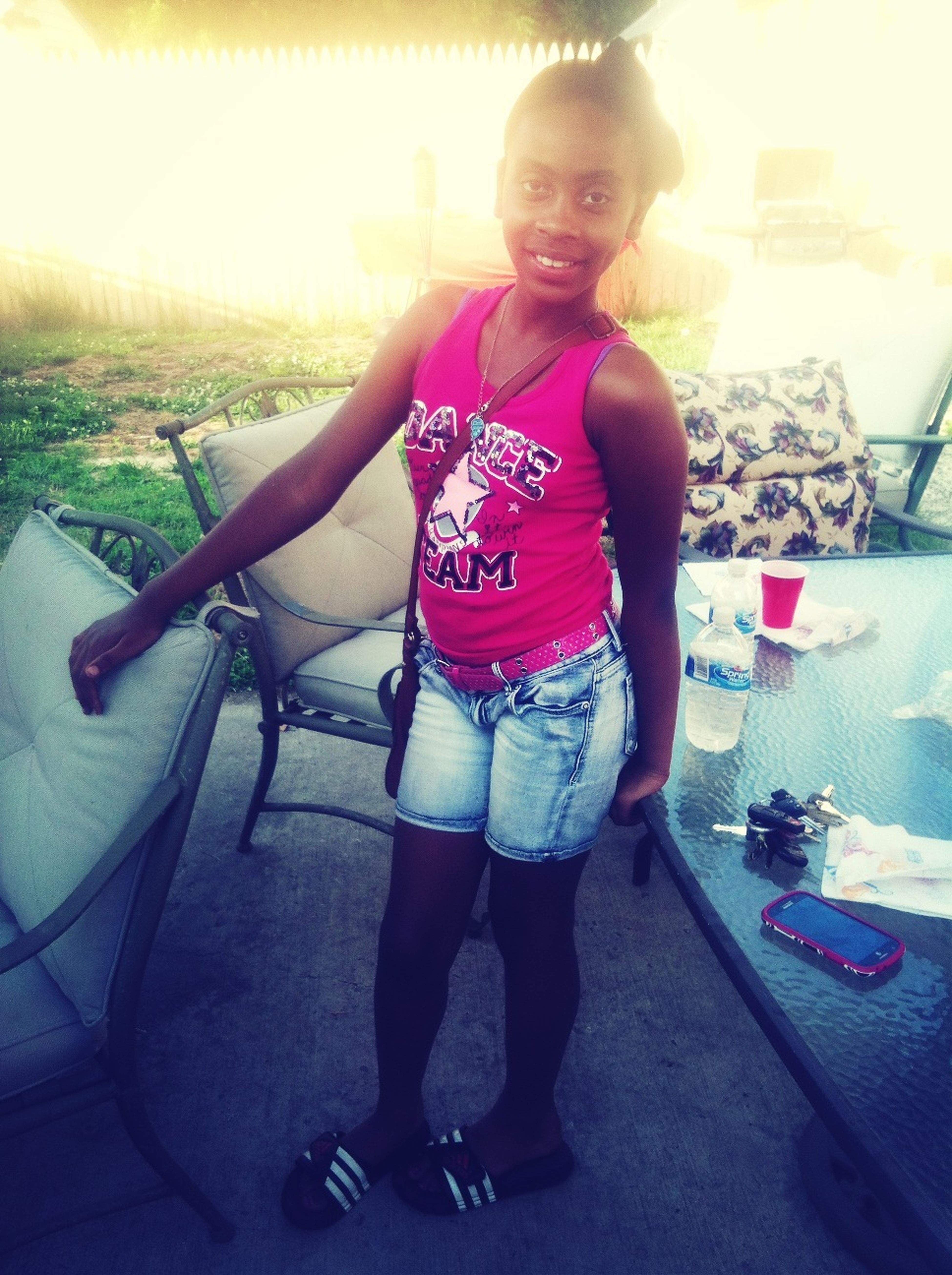 My Lil Cousin(;