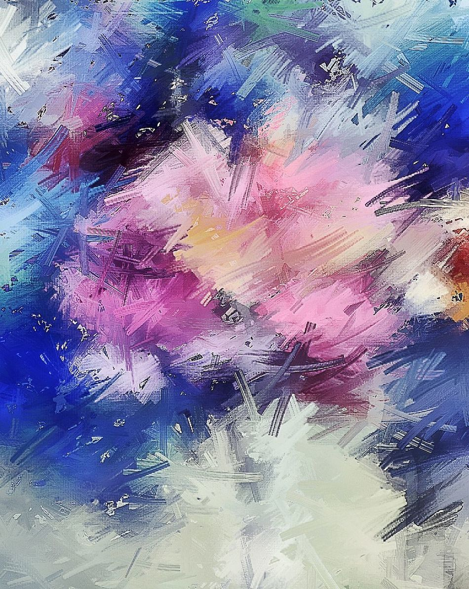 Playing With Filters original photo is Pink Carnations Abstract Backgrounds Abstract Carol Sharkey Photography
