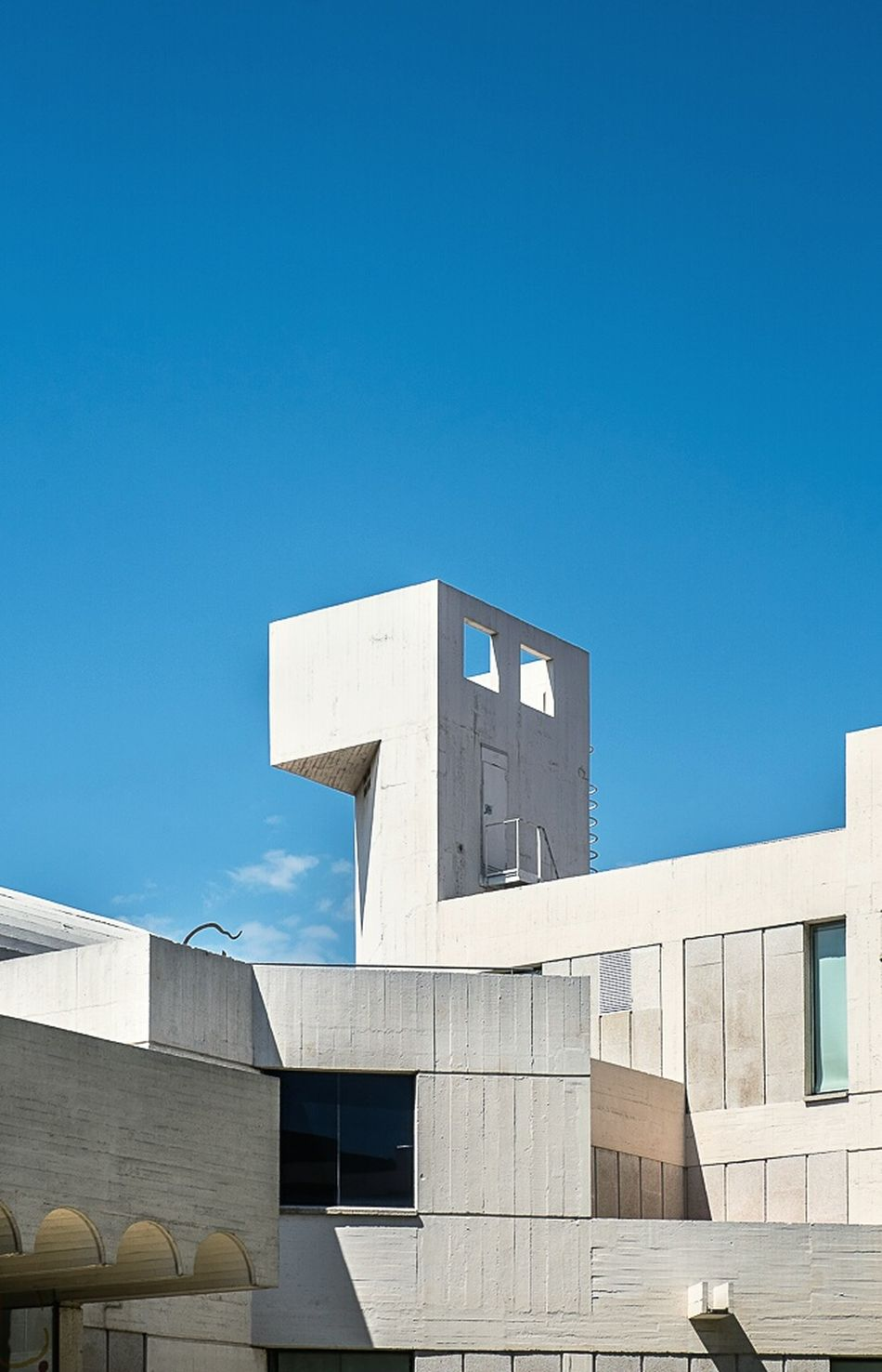 Fundació Joan Miró, by Josep Lluís Sert, 1975 Open Edit Amazing Architecture The Architect - 2015 EyeEm Awards Buildings Color