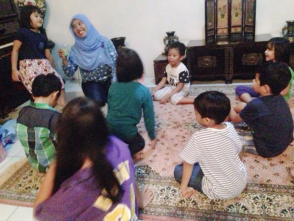 Kids By ITag Driaz And Friends By ITag K2B Class By ITag Bukber K2B's Class By ITag Impressive Mind By ITag